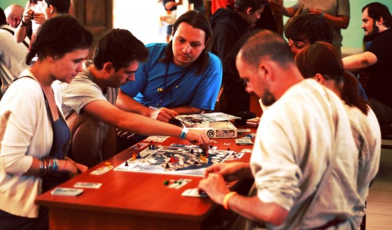 Выставка настольных игр Игросфера (Igrosfera), Львов